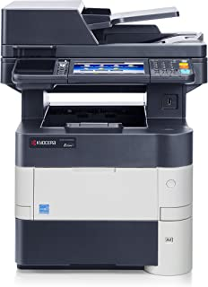 Kyocera 1102P62US0 Model ECOSYS M3560IDN Multifunctional Printer; Up to 60 PPM in A4; Double-Sided Print, Copy, Fax and Color-Scan Functionality; Mobile Printing Support Including AirPrint