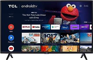"""Televisión TCL de 40"""" AndroidTV FHD LED SmartTV con Google Assistant y Conectividad de Bluetooth Prime Video Disney+ Netfl..."""