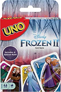 Mattel Games UNO Disney Frozen II
