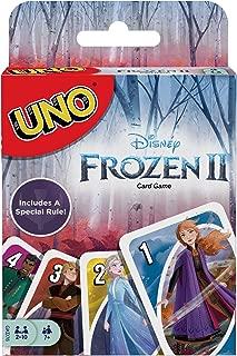 UNO: Disney Frozen II - Card Game