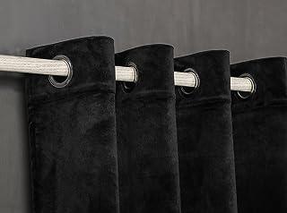 PimpamTex Cortina Terciopelo Opaca térmica Aislante para