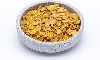 Fiocchi di soia biologici senza glutine 5 kg integrali senza OGM. Soia dall'Austria 5000 g