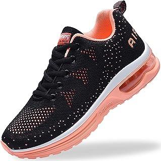 أحذية رياضية رياضية للجري من Autper رياضية رياضية خفيفة الوزن لممارسة الرياضة والركض وتنفس المقاس (المقاس الأمريكي 5.5-10)