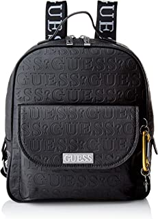 Lane Large Backpack, Mujer, negro, Talla única