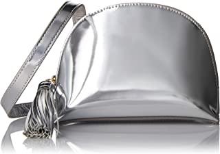 Crossbody Pouch (Mirror Leather/Tassel)