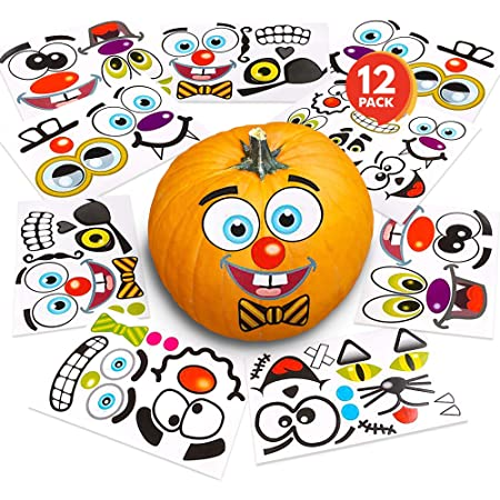 Halloween themed 2.18 x 4 vinyl sticker Dazed Cottagecore Pumpkin sticker