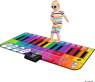 "Play22 Colorful Keyboard Playmat 71"" - 24 Keys Piano"