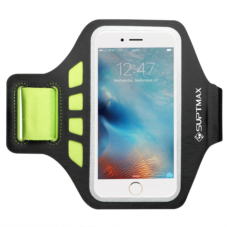 suptmax iPhone 6S Brazalete Soporte para cartas de construir en clave [], sudor Deportes Correr y