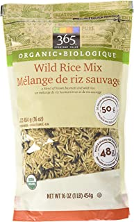 365 Everyday Value Organic Wild Rice Mix, 16 oz