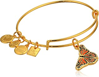 Alex and Ani Women's Charity by Design Monarch Butterfly Bangle