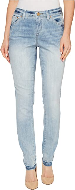 Sheridan Skinny Platinum Denim in Cool Blue