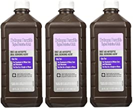 Hydrogen Peroxide Topical Solution, 32 Ounce (3 Pack)
