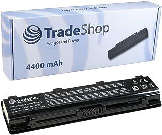 Trade-Shop–Batería de ion de litio, 10,8/11,1V, 4400mAh para Toshiba Satellite Pro L840D L845L845D L850L850D L855L855D L870L870D L875L875D M800M800D M801M801D M805M805D M840M840D M845M845D P800P800D P840P840D P845
