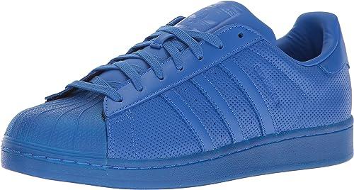 Adidas Originals Hommes's Hommes's Superstar AdiCouleur FonctionneHommest chaussures, bleu, (11.5 M US)  meilleur prix