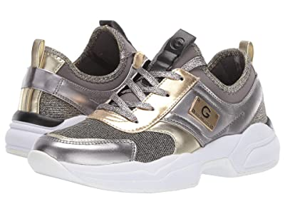 G by GUESS Jimmi2 (Grafite/Gold) Women