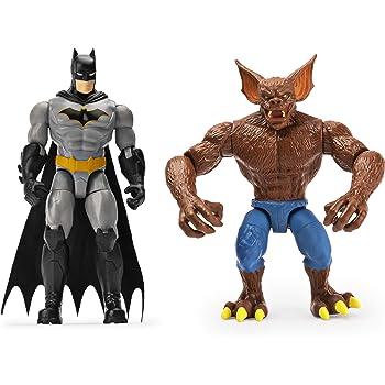 Batman FVM63 Missions Versus Man-Bat Figures Multi-Colour 2-Pack