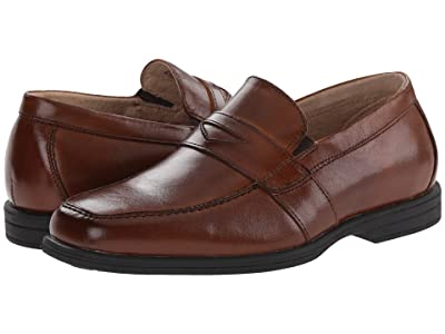 Florsheim Kids Reveal Penny Jr. (Toddler/Little Kid/Big Kid) (Cognac) Boy
