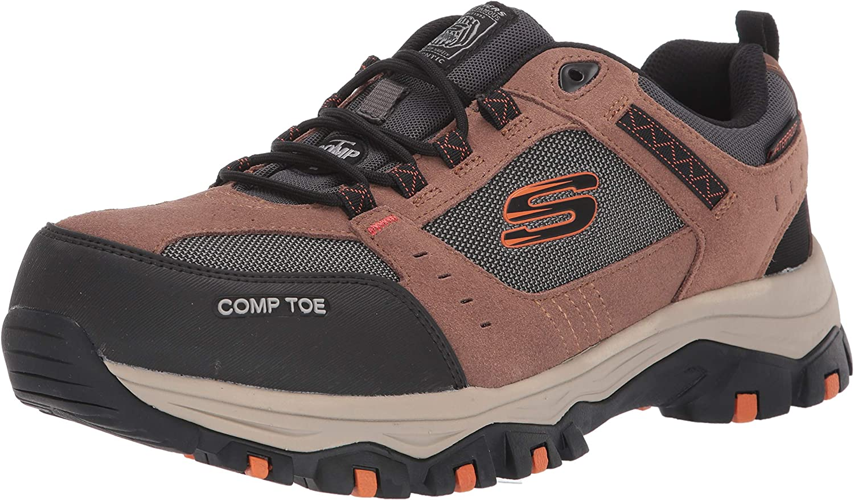 Skechers Men's Greetah Construction Shoe