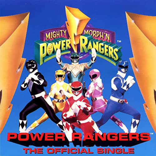 Power Rangers (Instrumental Mix) by Nick Carr on Amazon ...