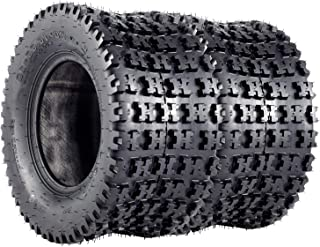 ATV/UTV Tires 20x10x10 Sport AT Tire 20x10-10 for Arctic Cat 300 Set of 2