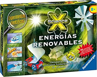 Ravensburger- Energías Renovables, Color Verde (18965)