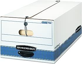 legal size storage boxes