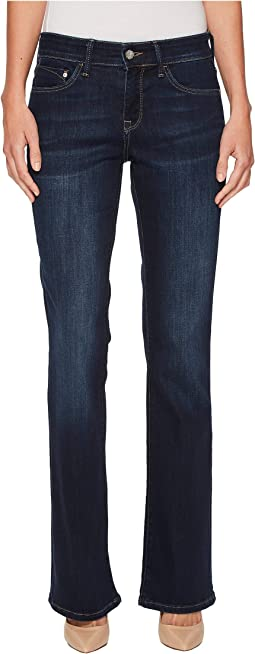 Mavi Jeans Molly Midrise Bootcut in Deep Supersoft