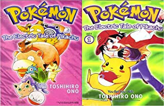 The Electric Tale of Pikachu -Dengeki Pikachu Full Series: Vol4 Chapter 1 You Bet Your Wife