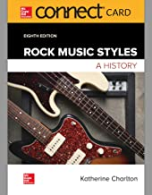 Connect Access Card for Rock Music Styles: A History