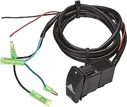 MotoAlliance Viper ATV / UTV Winch Flush Mount Dash Switch