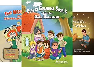Jewish Holiday Books for Children (6 Book Series)