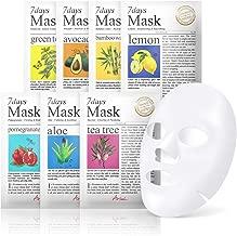 Ariul 7 Days Mask Set 1Box (7 masks) 7 Step Premium Facial Face Essence Sheet Mask Pack Rejuvenation Therapy Solution