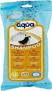 بدون دستکش شامپو Aqua ، 12 تعداد