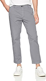 Men's Clint Cropped Chino Pant