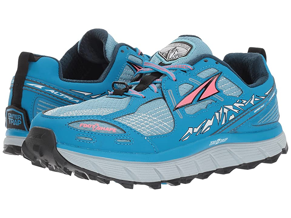 Altra Footwear Lone Peak 3.5 (Blue) Women
