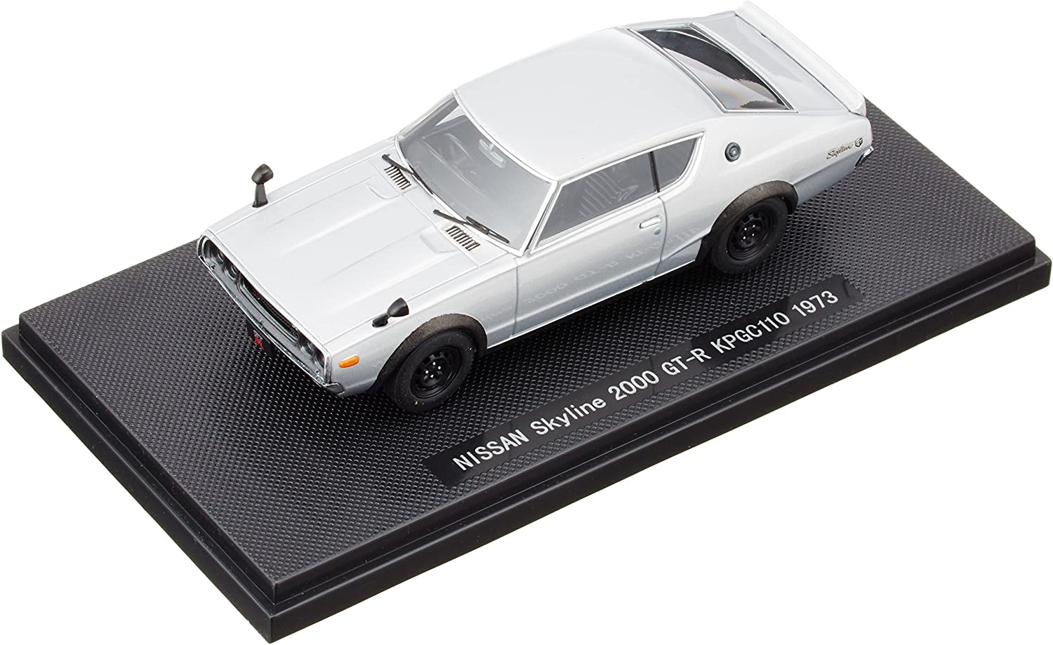 EBRRO 1 43 Nissan Skyline GT-R KPGC110 (44073) (japan import)