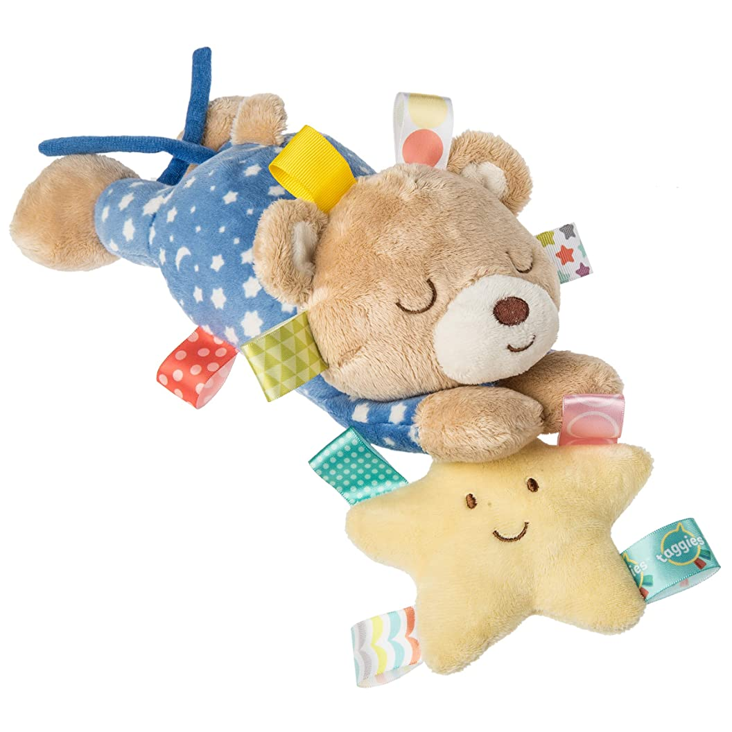 Taggies Musical Teddy, Starry Night, 14-Inches olqkuiewyds76