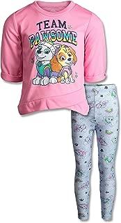 infant pink leggings