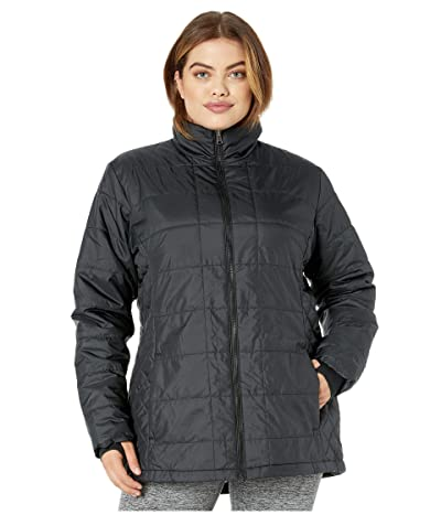 Columbia Plus Size Carson Pass IC Jacket (Olive Green) Women