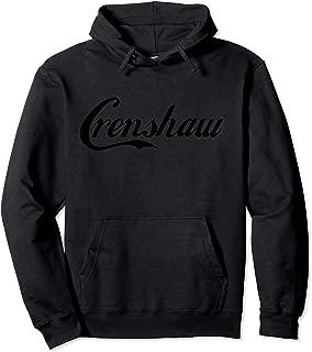 Crenshaw California T-Shirt Sweatshirts Gifts Pullover Hoodie