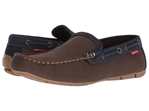 Levi's? ShoesDansby Canvas/Denim 5xcpgo6v
