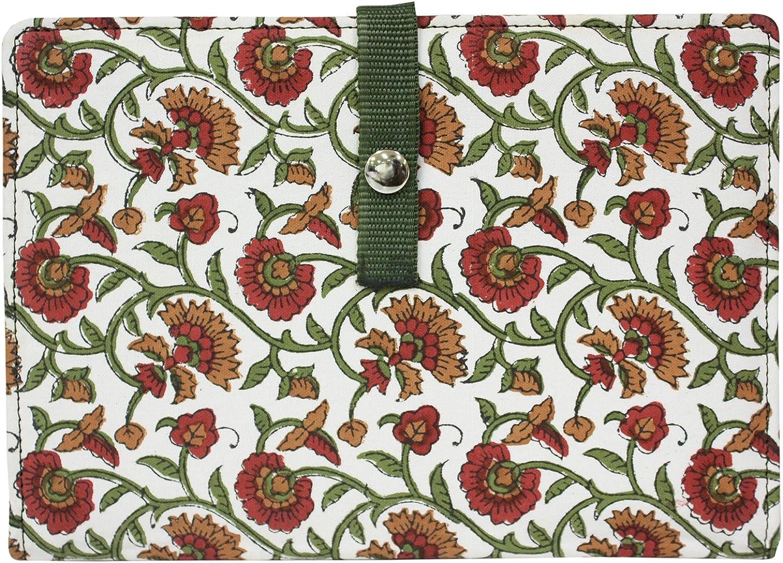 KnitPro Aspire Knitting Chart Keepers Small, 250 x 300 mm Foldup Style, Cotton, MultiColour, 25 x 2 x 30 cm