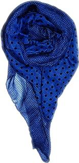 Soft Lightweight Fashion Charming Polka Dot Sheer Scarf Shawl Wrap