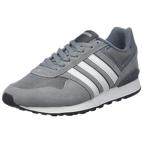 pretty nice 19ddf d7598 adidas Schuhe Herren Grau: Amazon.de