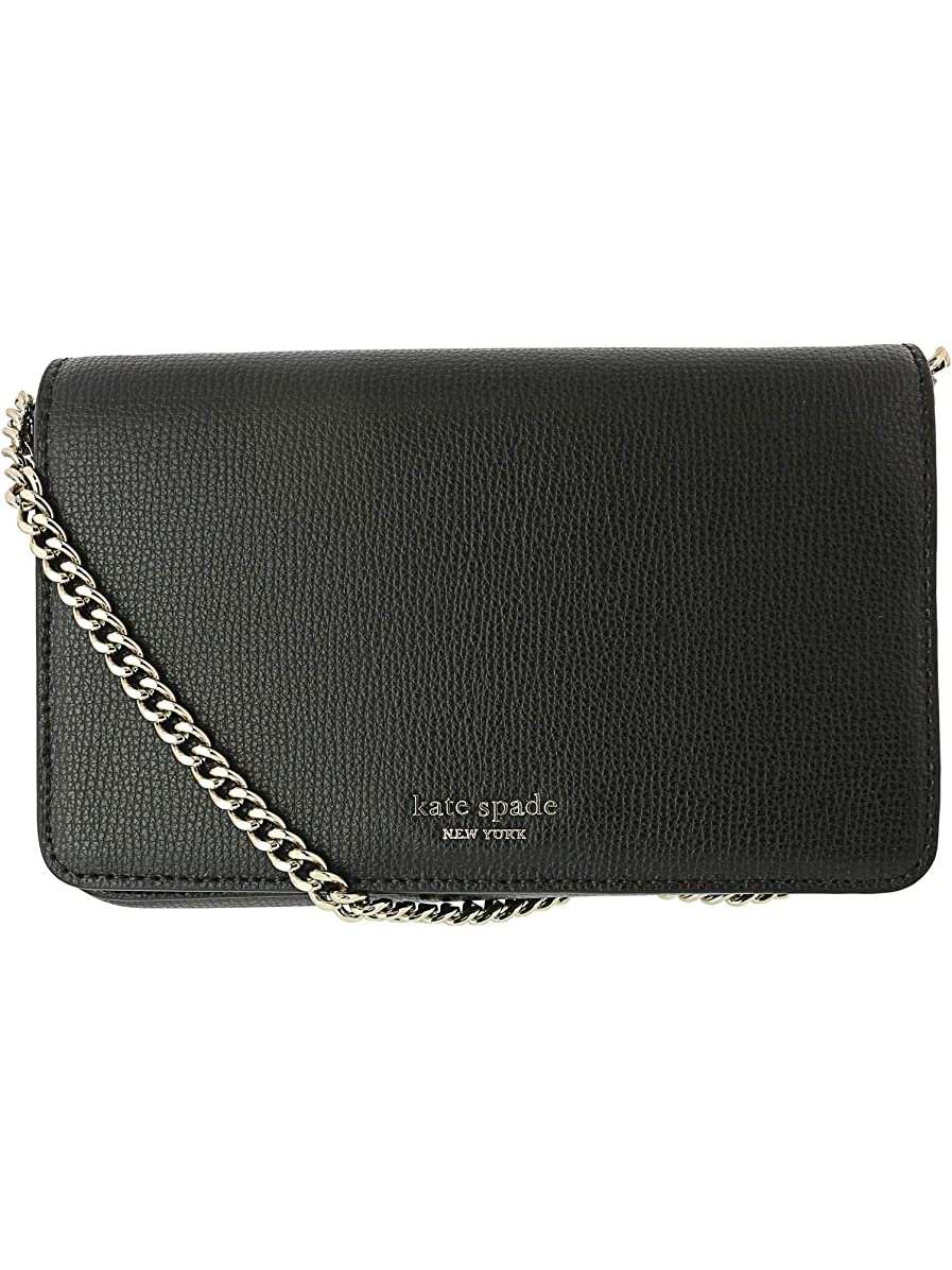 日没憧れ努力Kate Spade Women's Sylvia Chain Wallet Crossbody Leather Cross Body Bag