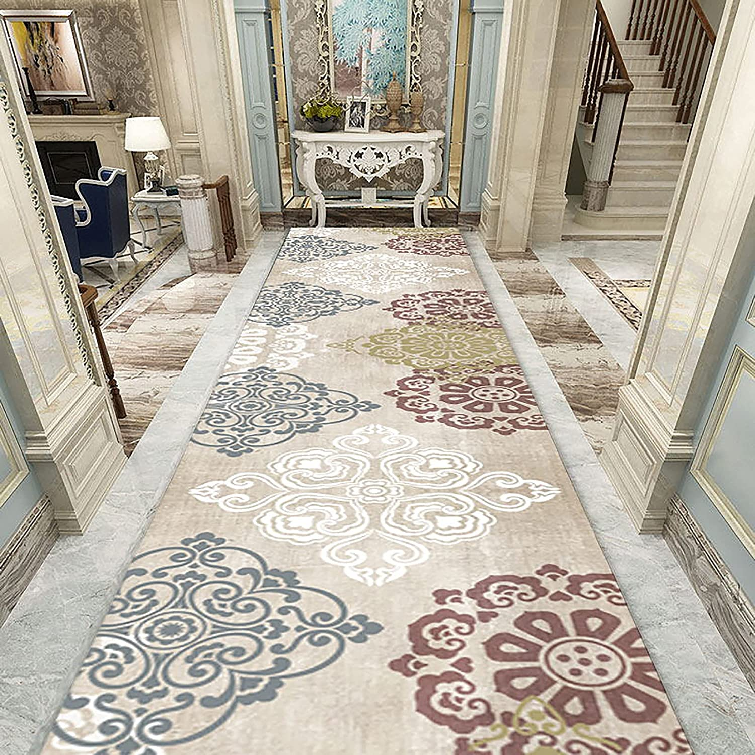 1 year warranty CHY Hallway Runner Rug Modern Machine B Animer and price revision Area Carpet for Washable