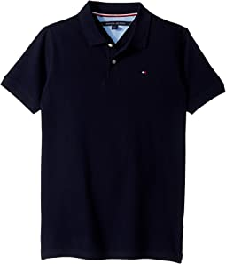 Stretch Ivy Polo (Big Kids)