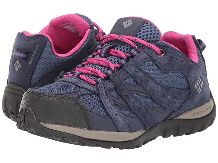 Little Kid//Big Kid ,, Columbia Lonero Lonerock Lace-Up Hiking Shoe
