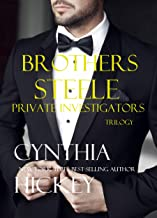 Brothers Steele Private Investigators: Clean billionaire romantic suspense