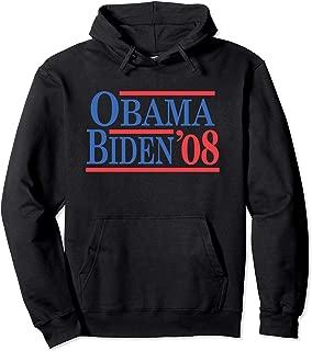 Barack Obama Joe Biden 2008 Hoodie